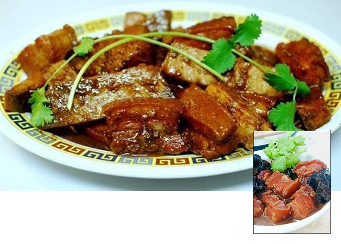 Belly Beef with Fermented Bean Curd