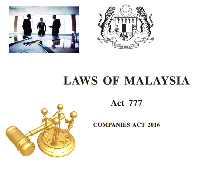 Companies Law and Procedures – Malaysia