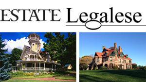 Estate Legalese