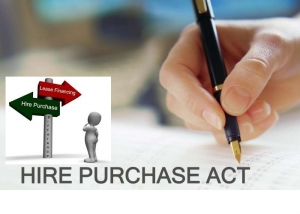 Hire Purchase Law