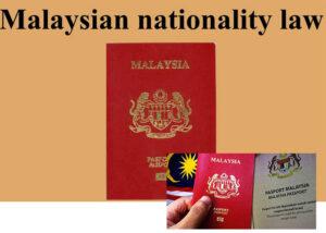 Malaysia Citizenship Law