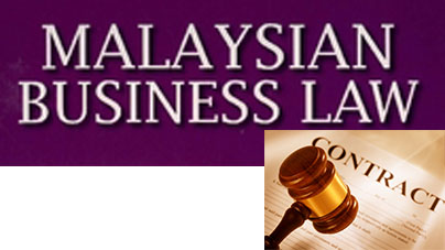 Malaysian Business Law