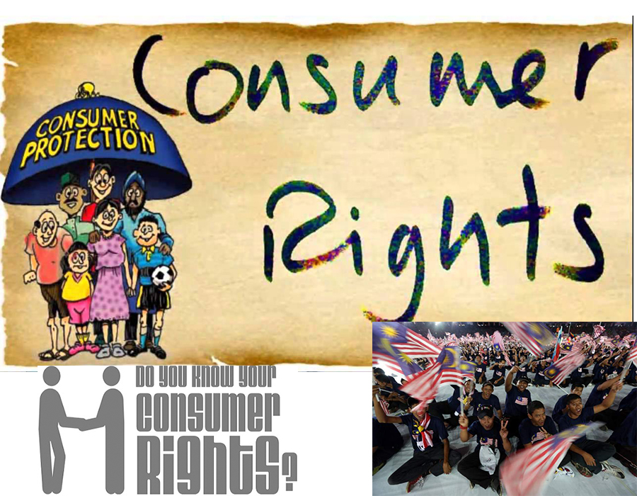 Malaysia Consumer's Rights