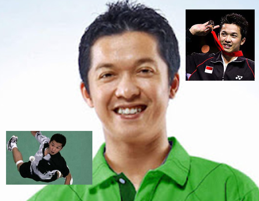 Biography of Taufik Hidayat