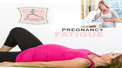 Experiencing pregnancy fatigue
