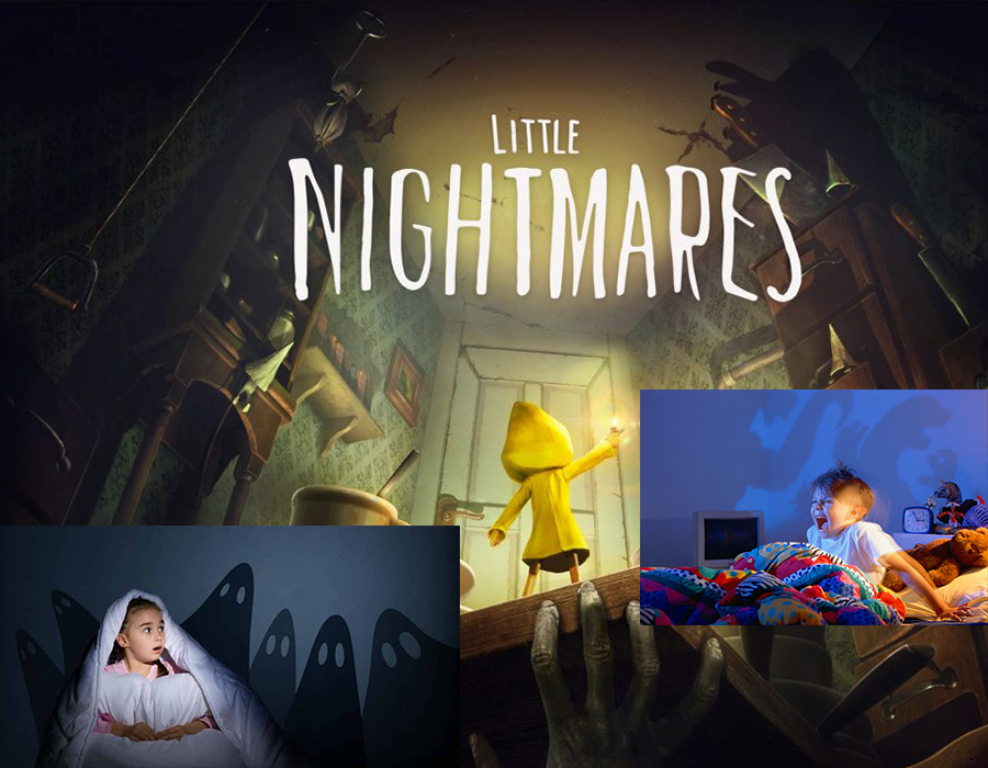 How to cope with your kid's nightmares?