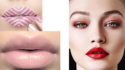 Making those lips irresistible