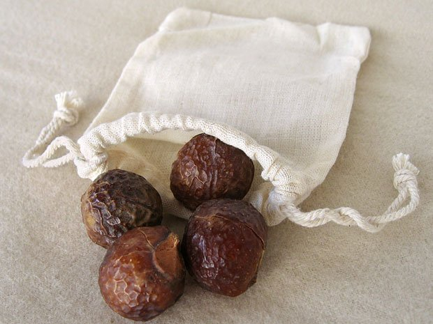Using Soapnuts to clean your house