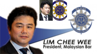 Lim Chee Weng, the young Bar Council President with a strong challenge ahead