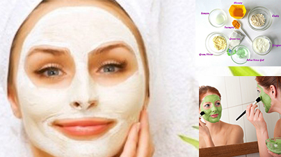 Home made facials