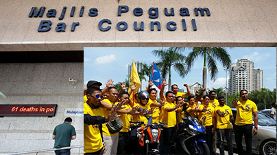 Bar council invites to monitor Bersih 2.0