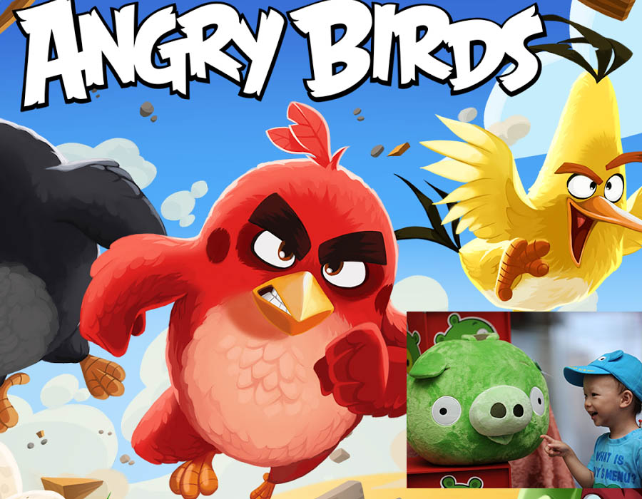 Angry-Birds targeting 1 billion Fans