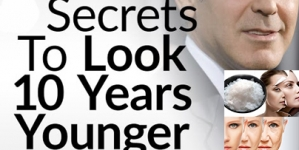 Secrets on how to look ten years younger