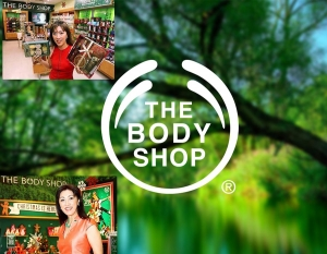 Datin Mina Cheah The Body Shop