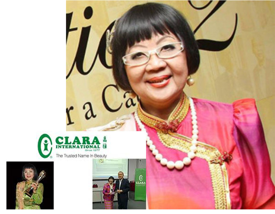 Datin Professor Dr Clara L Chee Clara International