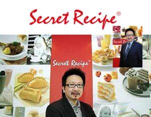 Datuk Steven Sim Secret Recipe