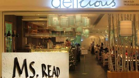 Helen Elizabeth Read – Ms Read/ DELIcious Cafe