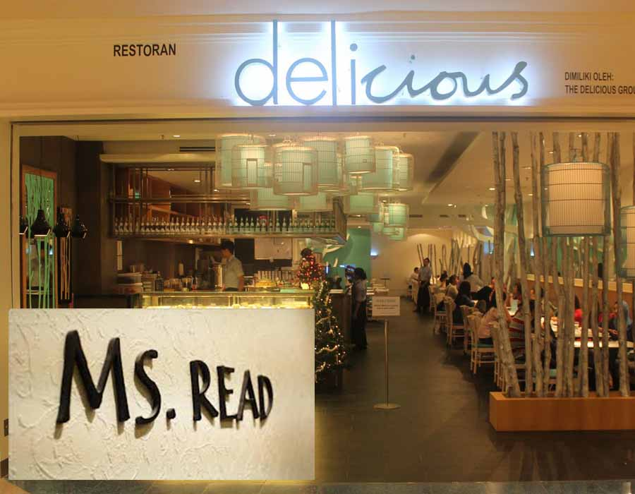 Ms Read DELIcious Cafe