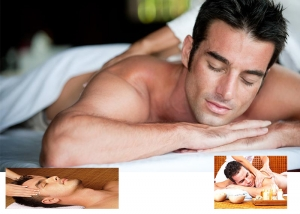 Massage parlours for men