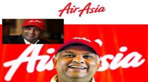 Tan Sri Tony Fernandes Air Asia