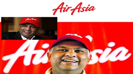 Tan Sri Tony Fernandes – Air Asia