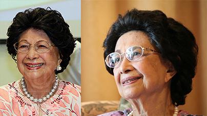 Tun Siti Hasmah Mohamad Ali
