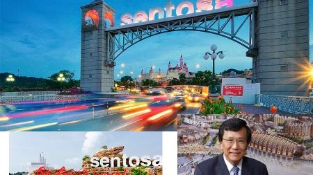 Resorts World Sentosa – Tan Sri Lim Kok Thay's brainchild