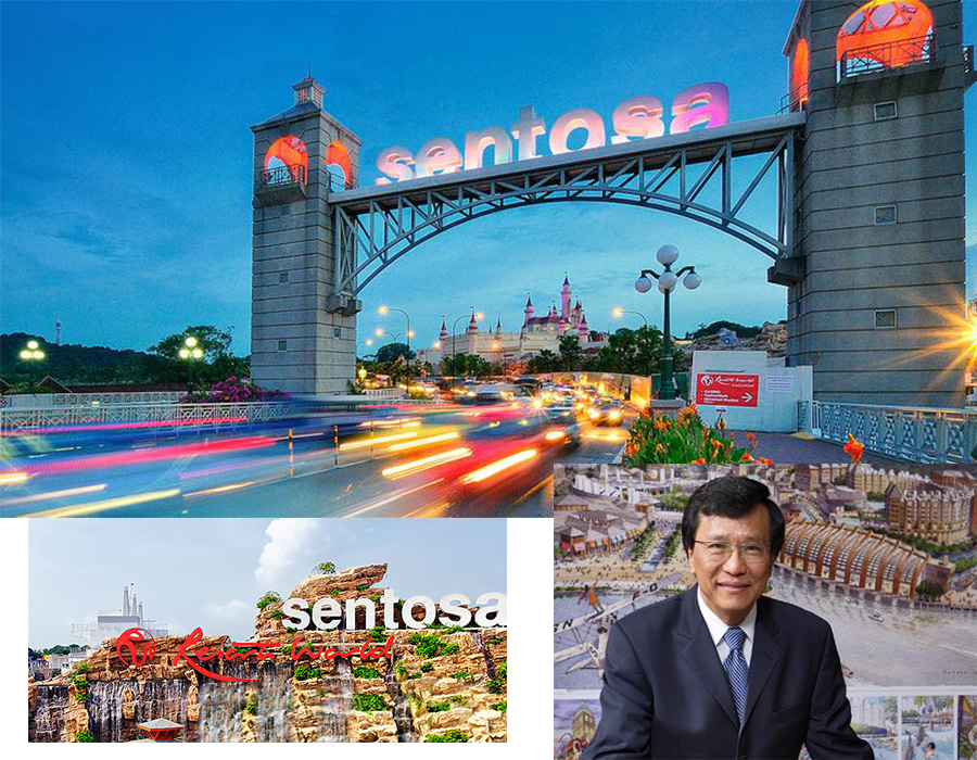 Resorts World Sentosa – Tan Sri Lim Kok Thay's brainchild