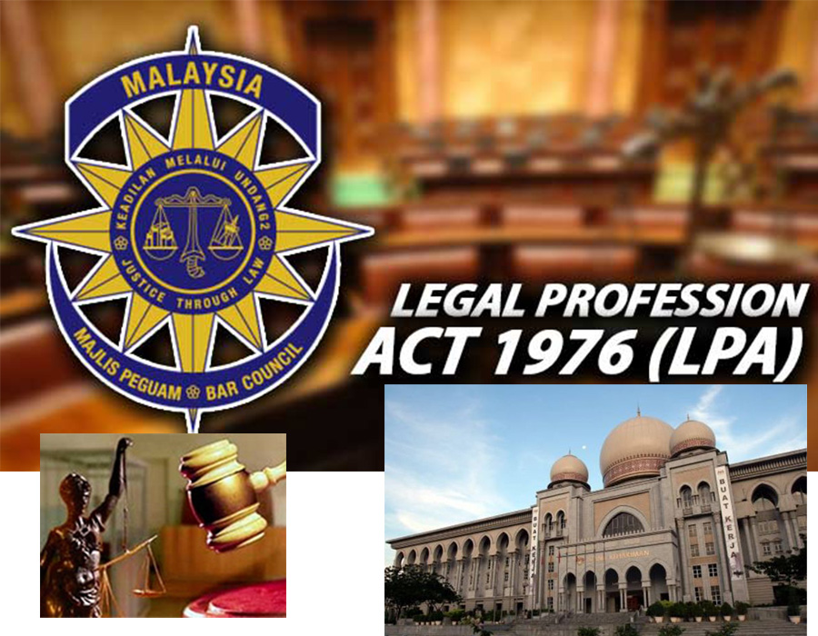 Amendments to Legal Profession Act