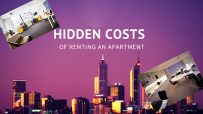 Hidden costs Serviced Apartments
