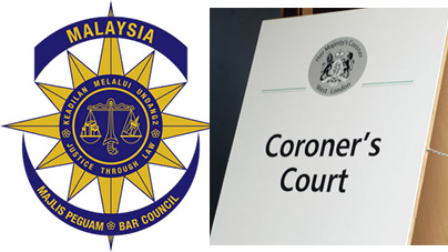Malaysian Bar calls for coroner court