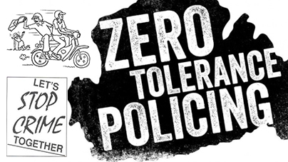 Stop pointing fingers and provide better policing to stop crimes