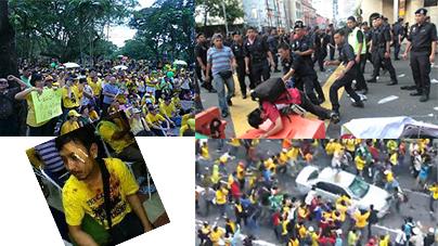 SUHAKAM Public Inquiry in Bersih 3