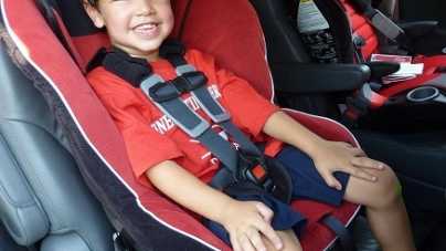 Child in the car – danger or safety
