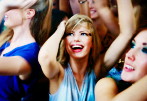 What advice to give your kids when they go clubbing?