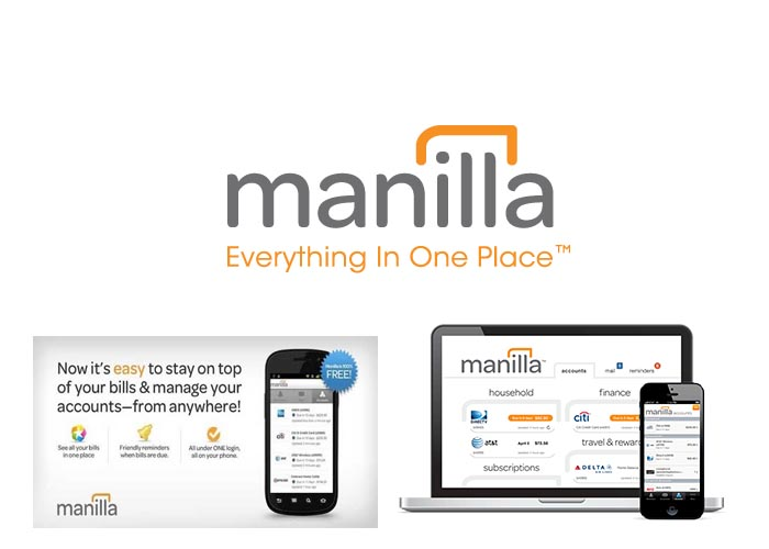 Manilla – Bills and Reminders – You won't pay late charges again