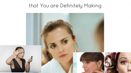 Skin care mistakes that you be best avoided