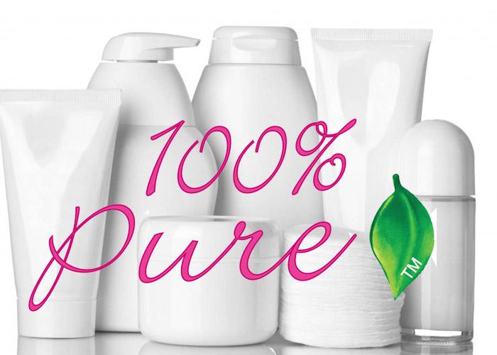 100% Pure