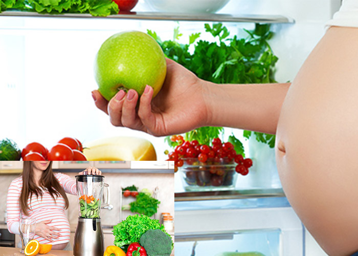 Organic Foods for Pregnant Women