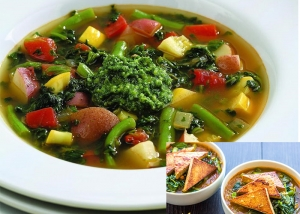 Vegetarian Spicy Soup