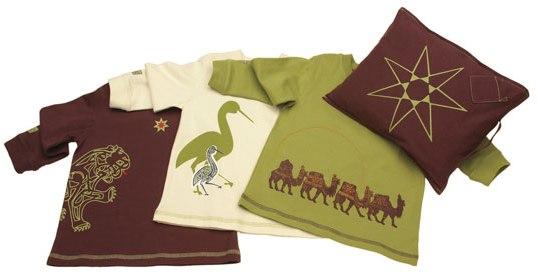 Organic attire- organic panty liners and underwear