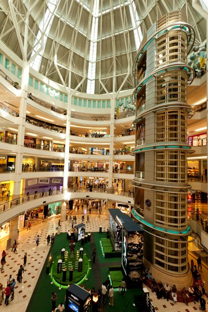 Top shopping malls in Klang Valley
