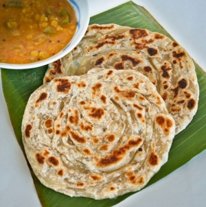 Top Roti Canai places in Klang Valley