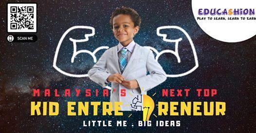 Malaysia's Next Top Kid Entrepreneur 2019