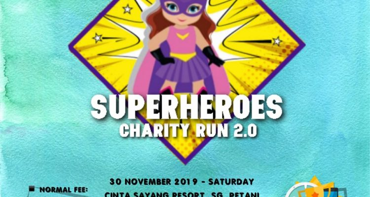 OrphanCare Superheroes Charity Run 2.0