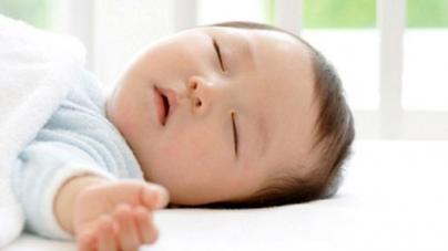Getting your baby to sleep easily