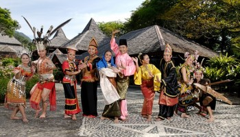 Major festivals in Sarawak